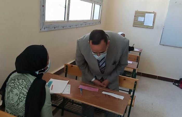 المصري اليوم - اخبار مصر- انطلاق امتحان اللغة الإنجليزية للشهادة الإعدادية بشمال سيناء موجز نيوز
