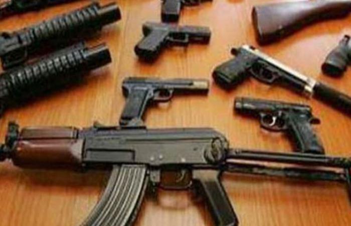 الوفد -الحوادث - ضبط قطعتي سلاح ناري وعدد من الطلقات في حملة أمنية بالفيوم موجز نيوز