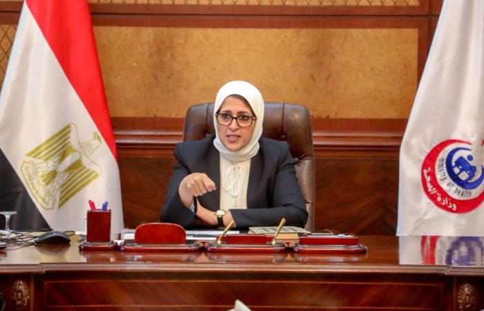 المصري اليوم - اخبار مصر- وزيرة الصحة: استقبال 500 ألف جرعة من لقاح «سينوفاك» موجز نيوز
