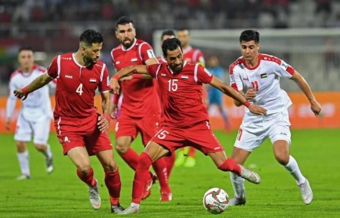 رياضة عالمية الاثنين بالعلامة الكاملة.. سوريا تتأهل إلى الدور الثالث لتصفيات كأس العالم