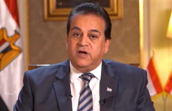 المصري اليوم - اخبار مصر- وزير التعليم العالي: أزمة كورونا جاءت بمثابة اختبار شديد القسوة للنظم الصحية بالعالم موجز نيوز