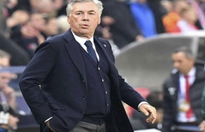 الوفد رياضة - انشيلوتي يطالب ريال مدريد بضم نجم نابولي موجز نيوز