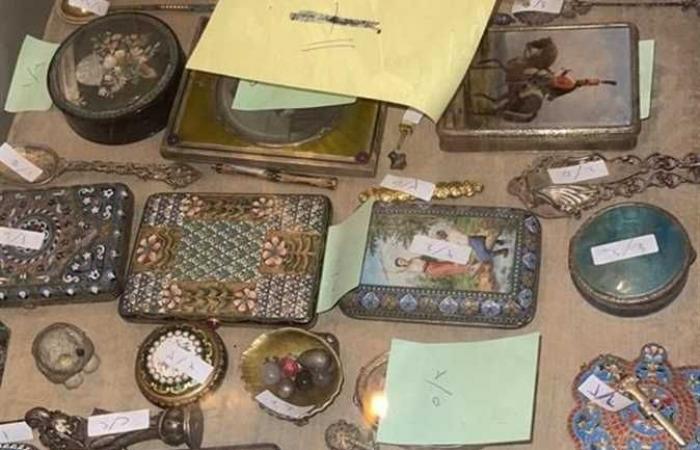 #المصري اليوم -#حوادث - فاروق حسني يفجر مفاجأة عن كنز شقة الزمالك بعد مشاهدة المقتنيات (تفاصيل) موجز نيوز