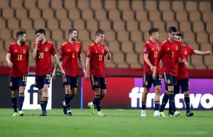 رياضة عالمية الأربعاء الاتحاد الإسباني لكرة القدم: لا إصابات جديدة بكورونا بالمنتخب