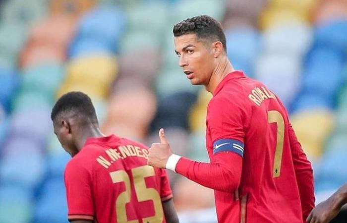 رياضة عالمية الأربعاء 5 أهداف لمعادلة دائي.. رونالدو يقود البرتغال للفوز على الكيان الصهيوني (فيديو)