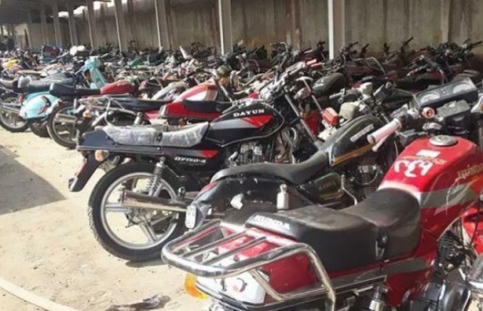 الوفد -الحوادث - المرور يضبط 389 دراجة نارية مخالفة خلال حملات مكبرة موجز نيوز