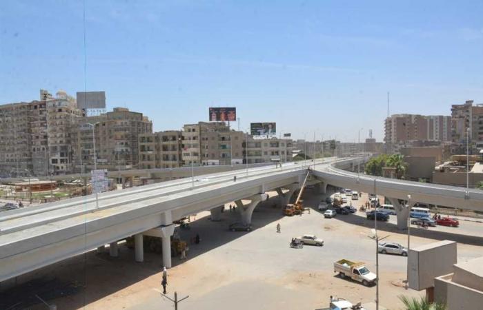 المصري اليوم - اخبار مصر- محافظ سوهاج: 93٪ نسبة تنفيذ مشروع كوبري «ميدان الثقافة» موجز نيوز