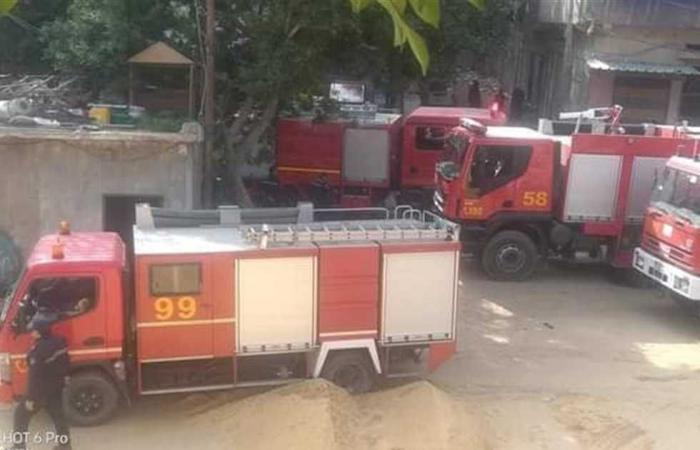 #المصري اليوم -#حوادث - إصابة 6 مواطنين باختناق في حريق وحدة سكنية بقنا موجز نيوز