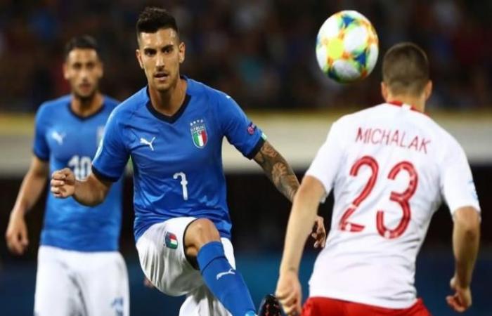 رياضة عالمية الخميس رسميا.. خروج بيليجريني من قائمة إيطاليا في يورو