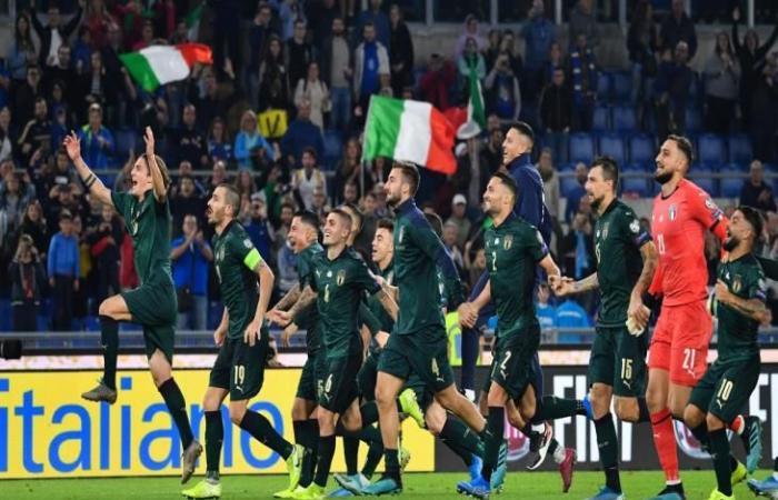 رياضة عالمية الخميس الإصابة قد تحرم المنتخب الإيطالي من بيليجريني في يورو 2020