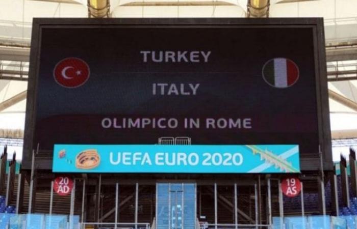 الوفد رياضة - مشاهدة مباراة إيطاليا وتركيا بث مباشر اليوم في كأس أمم أوروبا موجز نيوز