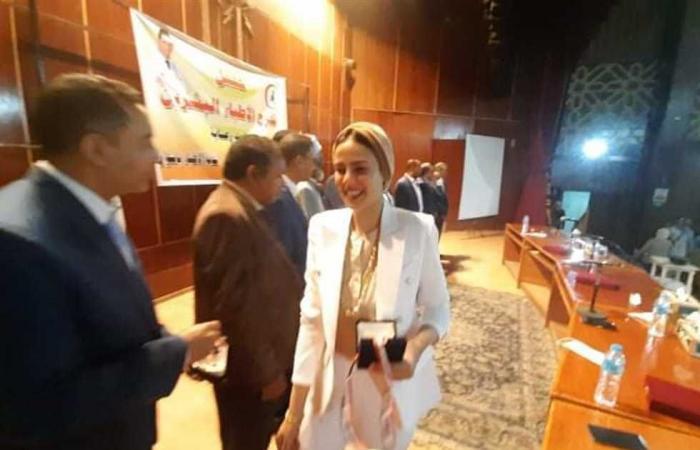 المصري اليوم - اخبار مصر- نقابة الأطباء تحتفل بتخريج الدفعة الخامسة بكلية طب جامعة أسوان موجز نيوز