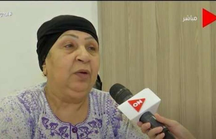 اخبار السياسه فاطمة كشري: استنجدت بالرئيس السيسي من خلال جريدة «الوطن» (فيديو)