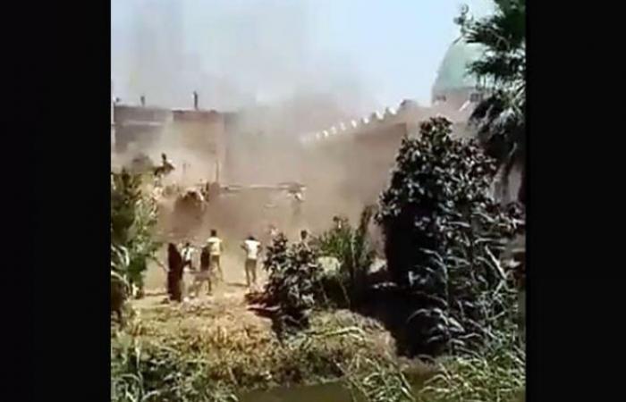 الوفد -الحوادث - الحماية المدنية تسيطر على حريق نشب بمركز جرجا سوهاج موجز نيوز