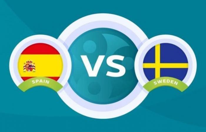 الوفد رياضة - بث مباشر .. مشاهدة مباراة إسبانيا والسويد الآن موجز نيوز