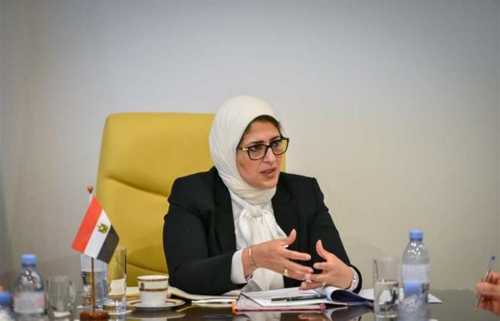 المصري اليوم - اخبار مصر- وزيرة الصحة: ملتزمون بالهدف العالمي المتمثل في القضاء على الإيدز بحلول 2030 موجز نيوز