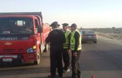 """#اليوم السابع - #حوادث - """"مرور أسوان """" ترصد 622 مخالفة وتضبط سائقين متعاطين مخدرات"""